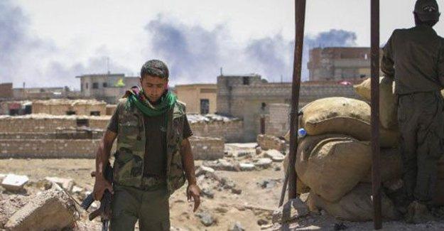 Suriye'de korkunç saldırı!