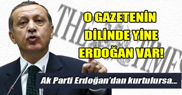 The Times'dan yine Erdoğan yorumu