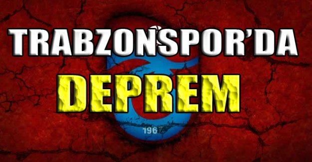 Trabzonspor'da deprem! 5 yönetici istifa etti!