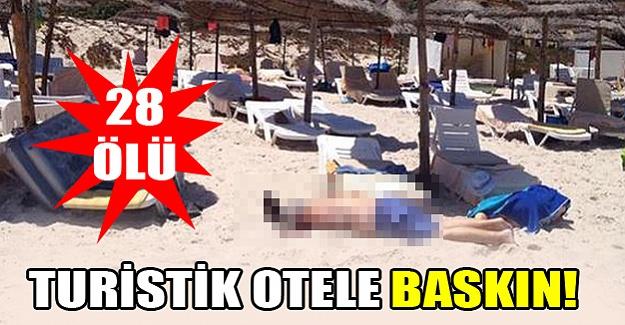 Tunus'ta iki otele kanlı saldırı