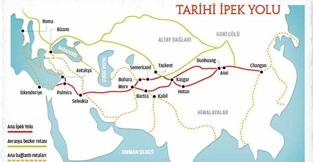 Türkiye'den dev projeye katılım!
