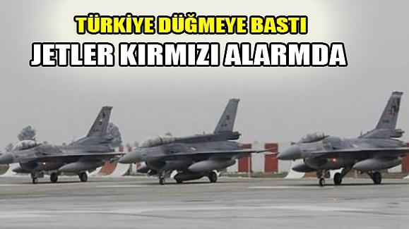 Türkiye düğmeye bastı!