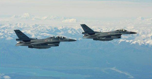 Türkiye ordusu Irak'a girmeye hazırlanıyor