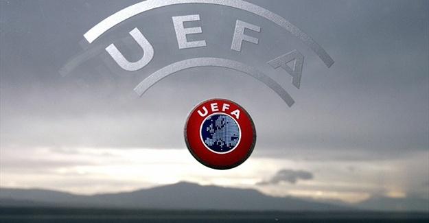 UEFA'dan 6 Kulübe Şok!