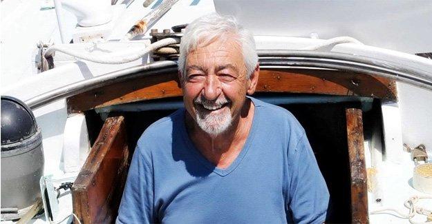 Ünlü Türk denizci hayatını kaybetti