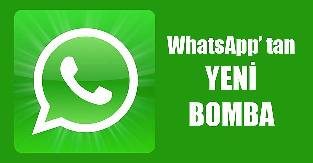 Whatsapp'tan yeni
