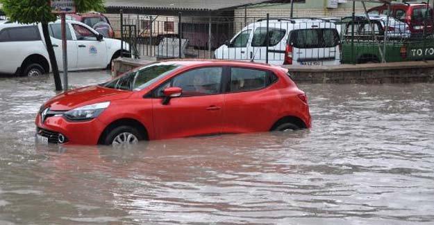 Yaz yağmuru etkisini sürdürmeye devam ediyor!
