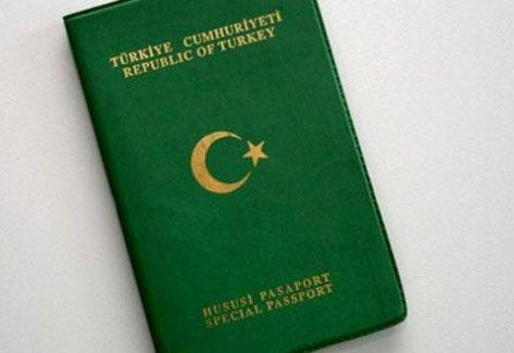 Yeşil Pasaport için gerekli belgeler , yeşil pasaport kimlere verilir