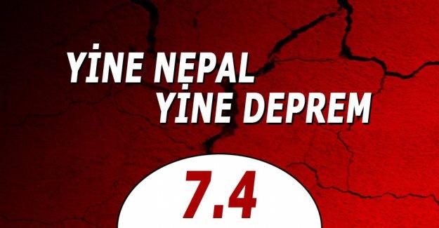 Yine Nepal yine deprem!