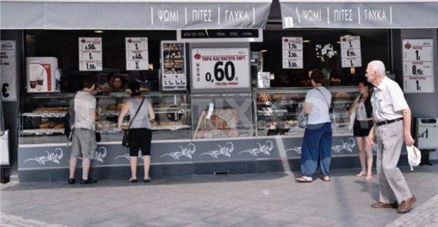 Yunanistan'da büyük enfelasyon