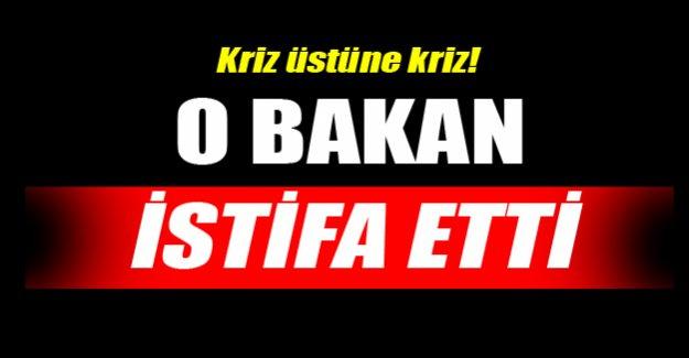 Yunanistan Maliye Bakanı istifa etti