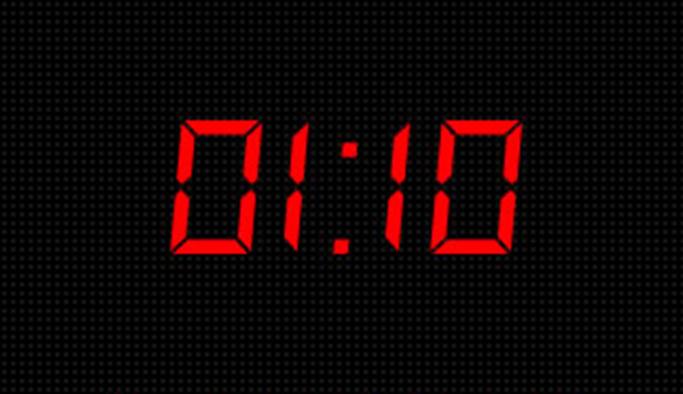 Saat Anlamları 2019 çift Saat Anlamları Ters Saat Anlamları