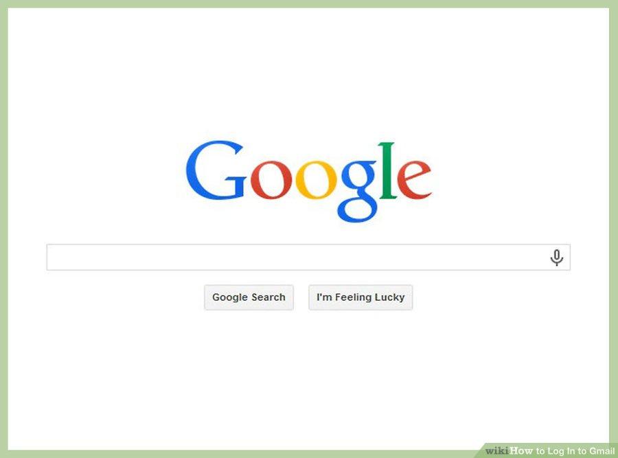 Web'de Gmail'e Giriş Yapma