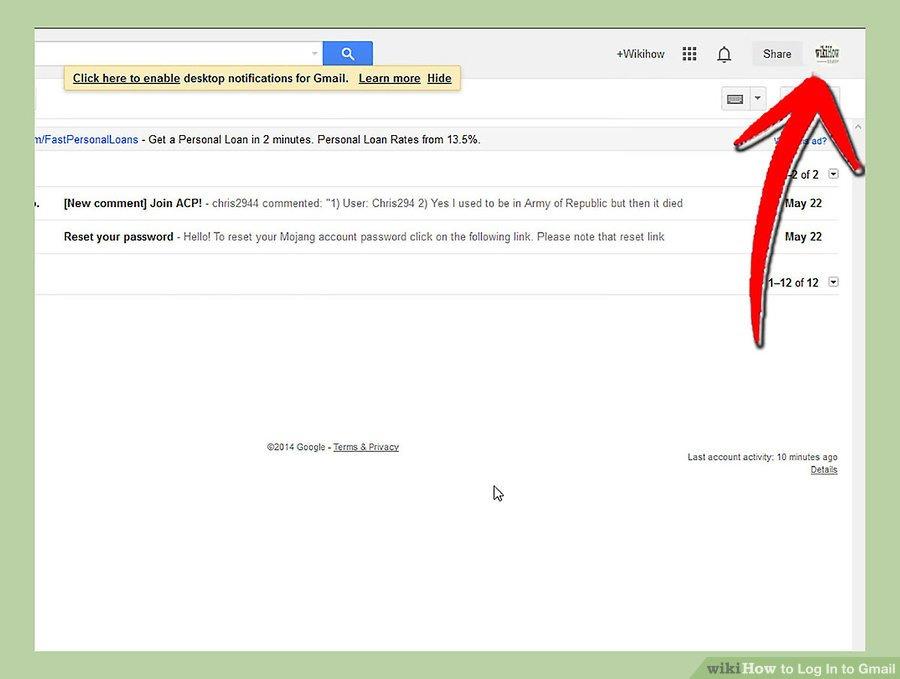 gmail oturum aç