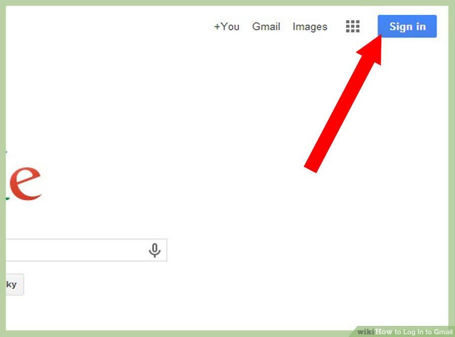Gmail'de Oturum Açın Adım