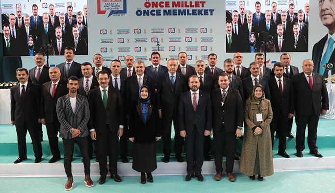 AK Parti Sakarya adayları açıklandı