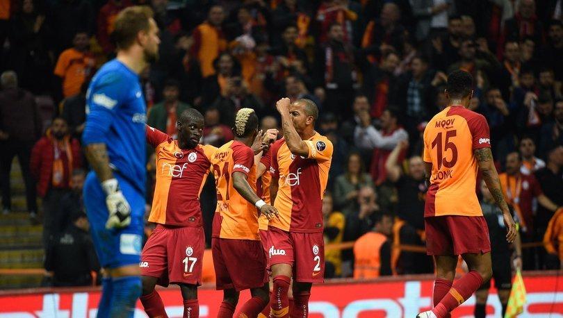 Galatasaray, Falcao'dan ilk meyvesini almaya başladı
