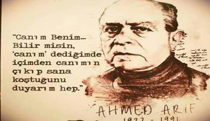 Ahmed Arif aslen nerelidir, ne zaman öldü?