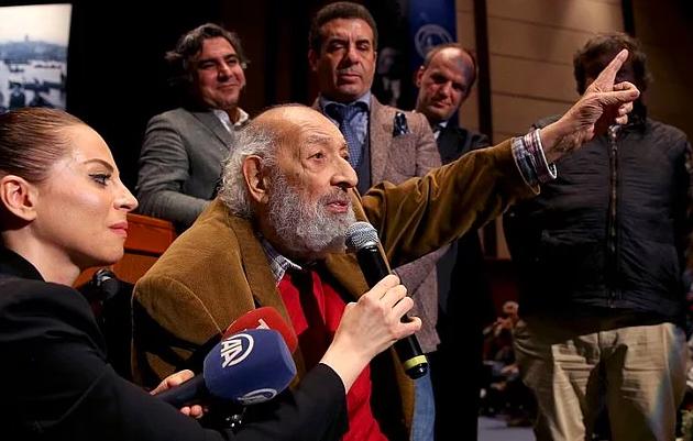 Ara Güler: Cumhurbaşkanı Erdoğan