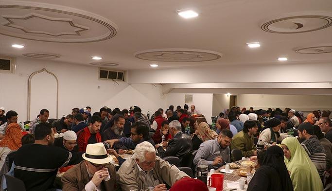 Arjantin'de iftar vakti