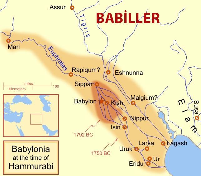 Babil ne demek? Babil kelime anlamı nedir? TDK Babil