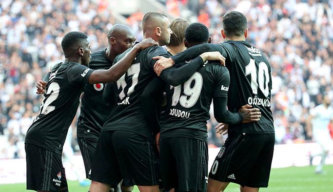 Beşiktaş haftalar sonra maç kazandı