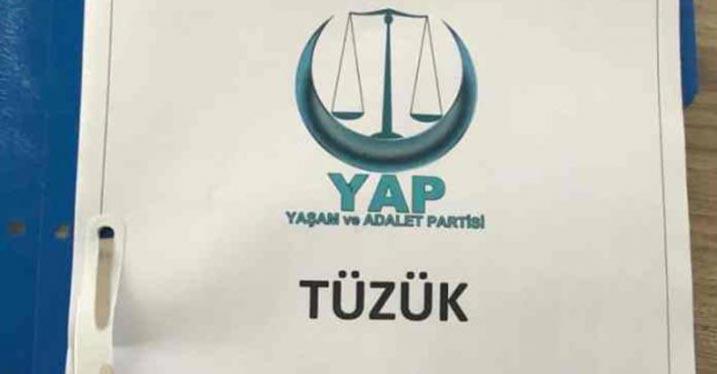 Davutoğlu'nun kuracağı partinin ismi belli oldu
