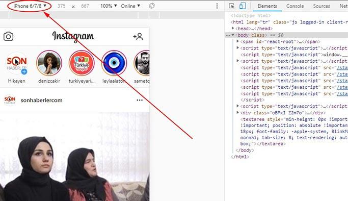 instagramı bilgisayar üzerinden kullanmak mümkün mü programsız