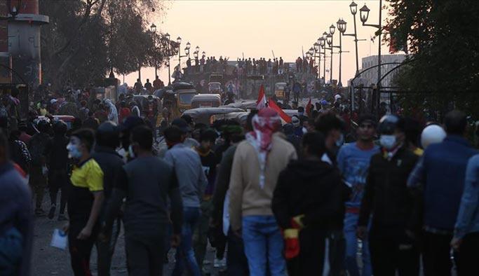 Irak'ta son durum: Bugün 8 kişi öldü, 43 kişi yaralandı