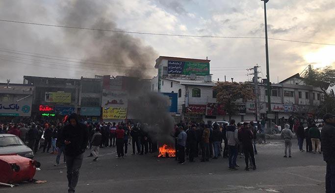 Cumhurbaşkanı Erdoğan uyarmıştı, gösteriler İran'a da sıçradı