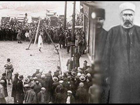 iskilipli atıf hoca neden idam edildi
