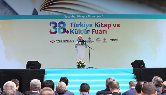 Türkiye Kitap Fuarı açıldı