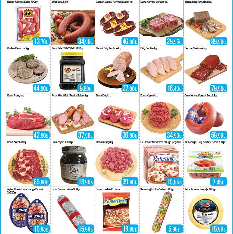 Has Gross Market şok fiyatlarıyla piyasaya girdi: Patates, soğan 1 lira