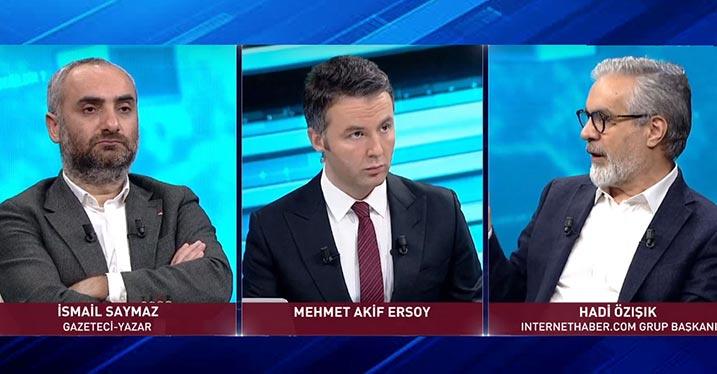HaberTürk sunucusu Mehmet Akif Ersoy kim, nereli, kaç yaşındadır?