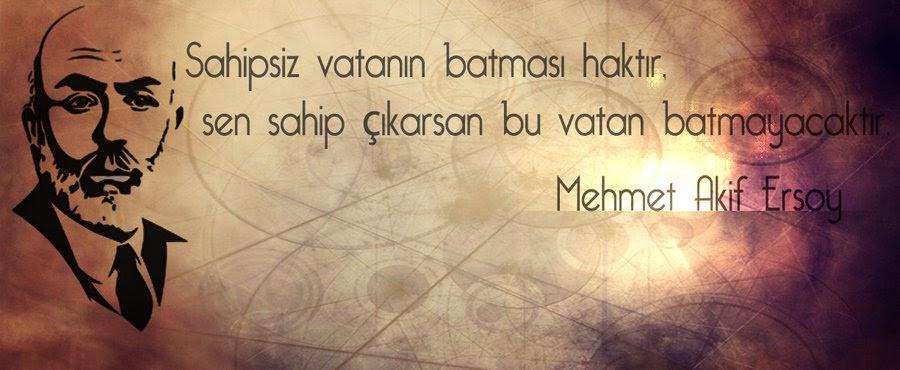 Mehmet Akif Ersoy Şiirleri Oku