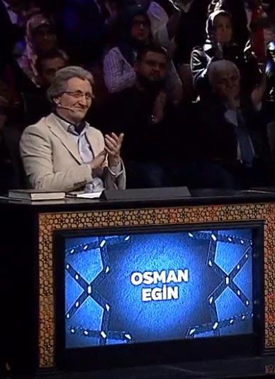 Osman Egin aslen nerelidir, kaç yaşındadır?