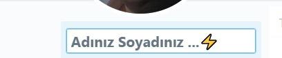 Twitter profiline ya da Twitter adınızın yanına işaret, sembol nasıl eklenir?