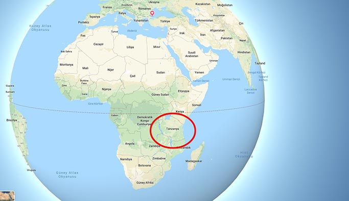 Tanzanya nerede, Müslüman ülke mi?