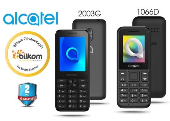 BİM'de satılan Alcatel Cep telefonunun özellikleri ise şöyle: