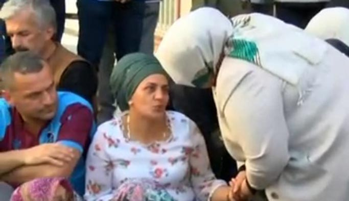 Diyarbakırlı annelere bakan düzeyinde ilk ziyaret
