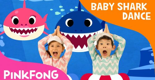 Baby Shark şarkısı Youtube'de izlenme rekoru kırdı
